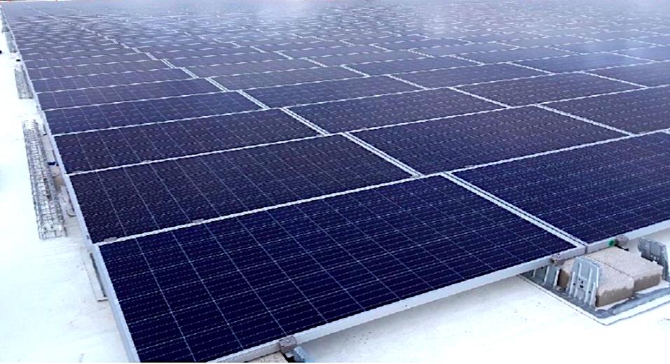 Community Solar Plainfield outside Chicago