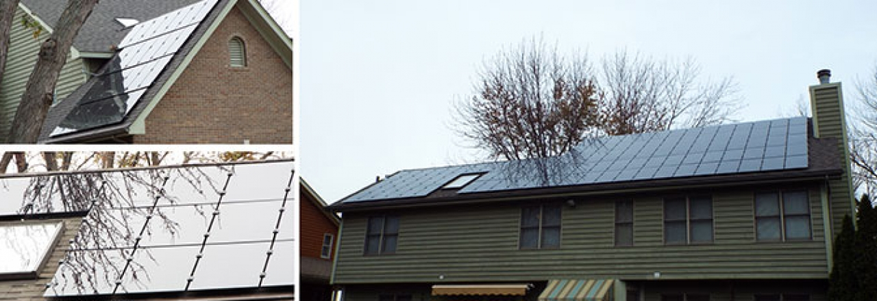 Residential Rooftop solar installation in Bresolin by WCP Solar