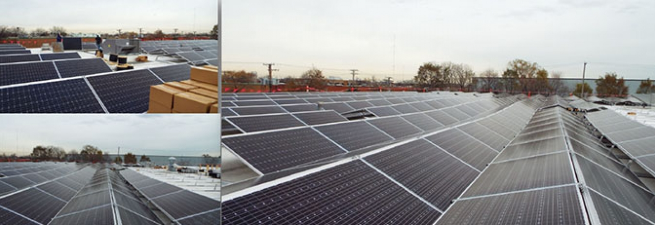 wcp solar installation solberg commercial