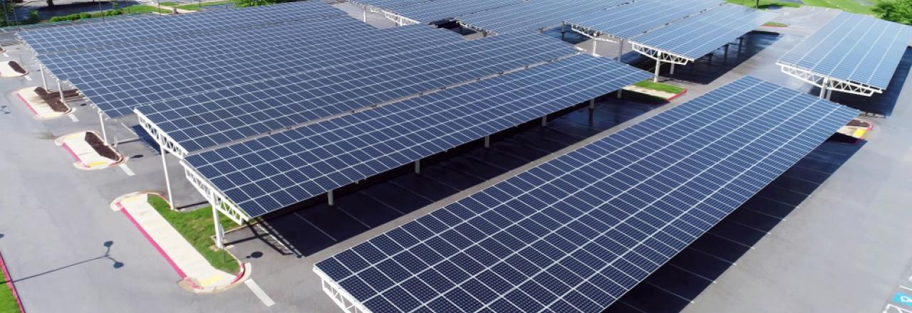 Commercial Solar Projects: Carport