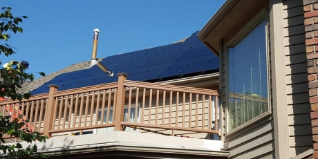 Naperville Chicago area solar system PV