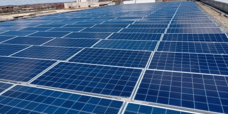 Plainfield, Illinois Community Commercial Rooftop Massive Solar Grid